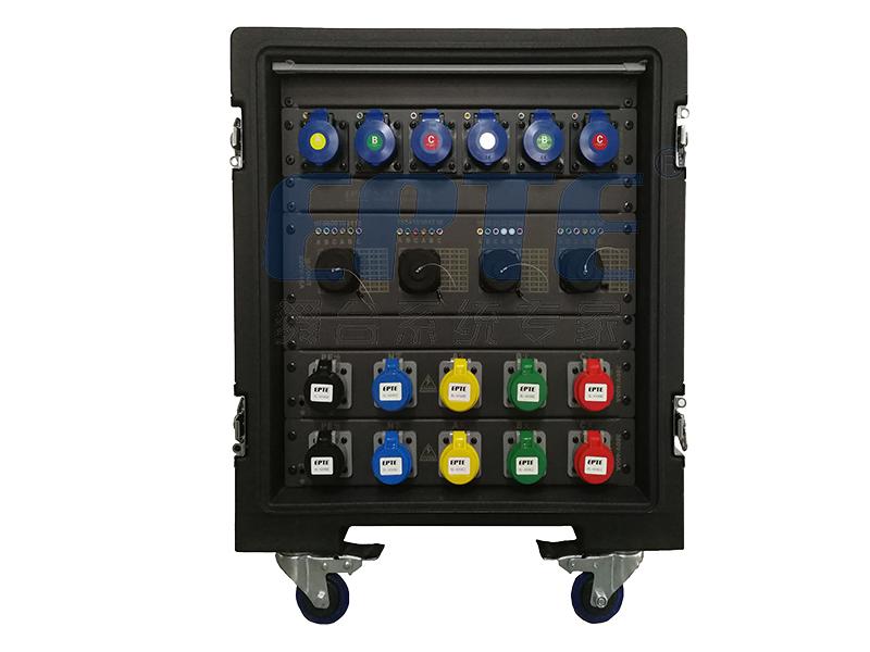 30路流动式电源直通箱-B款