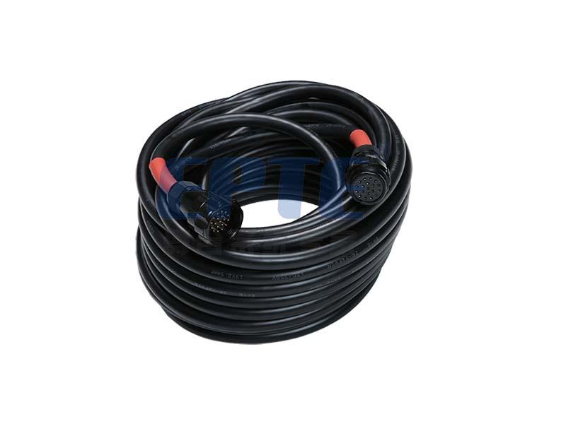 十九芯阻燃型软电缆/30M