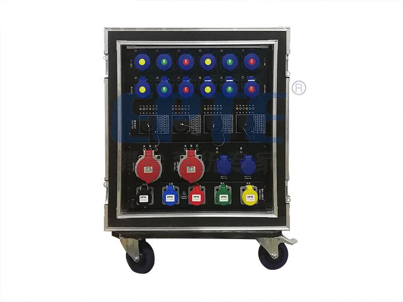 36路流动式电源直通箱-C款