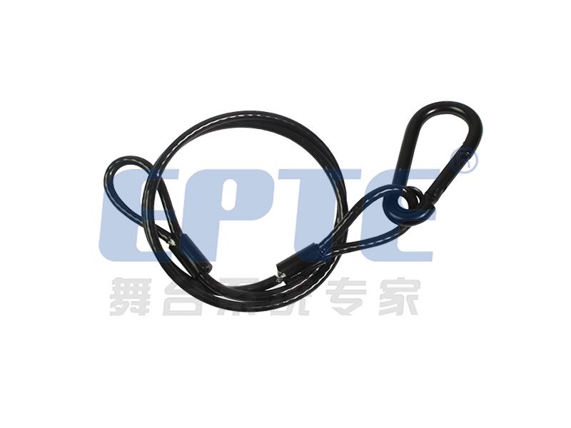 HL-BXS05B大号黑色安全绳