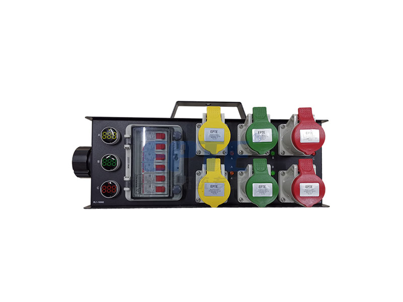 6路便携式电源盒