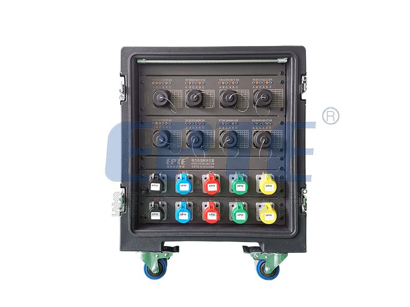 48路流动式电源直通箱-B款