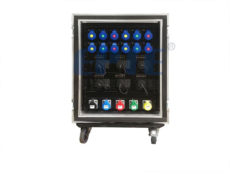 48路流动式电源直通箱-A款