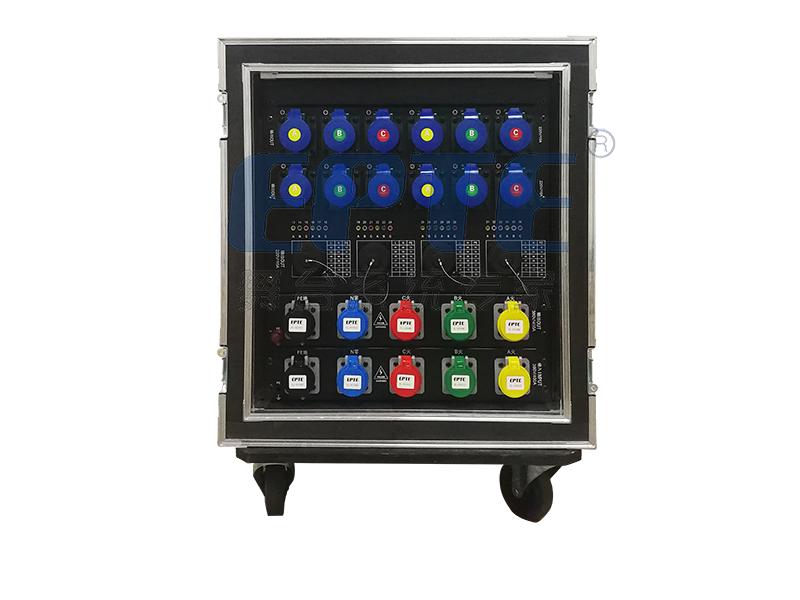36路流动式电源直通箱-B款